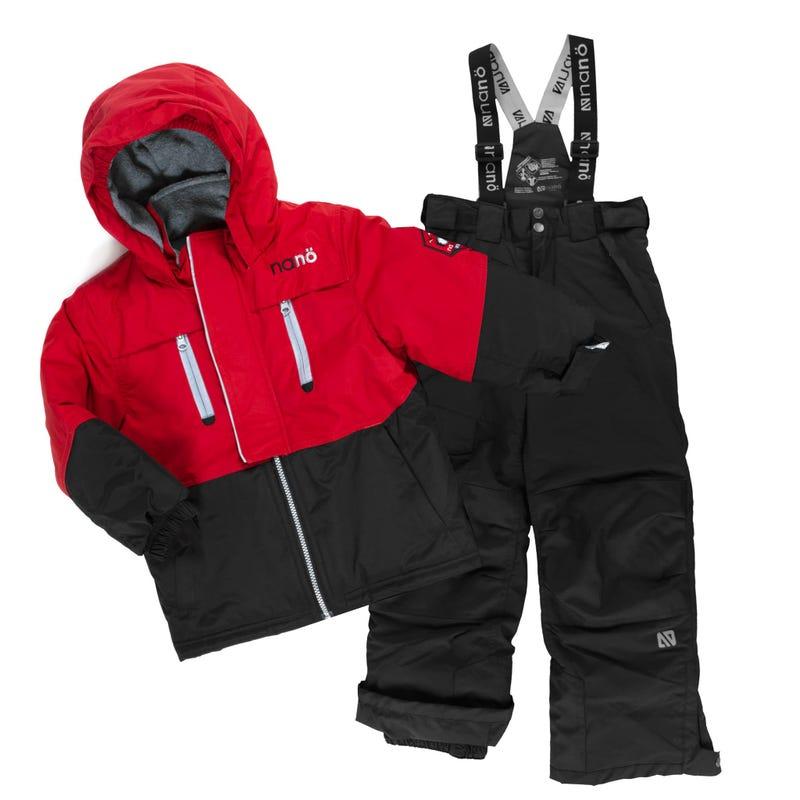 Sibéria Snowsuit 7-12