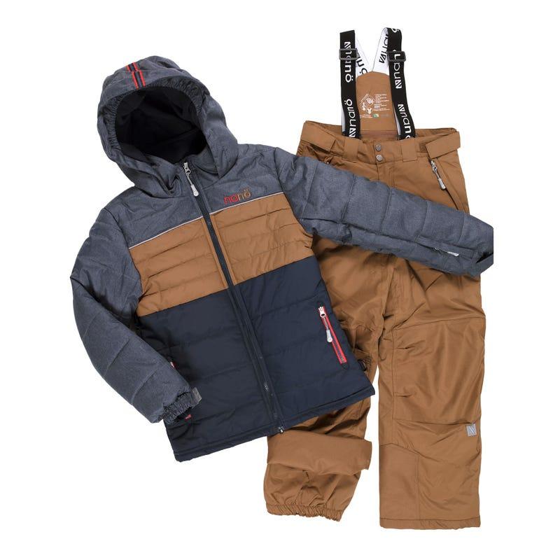 Lares Snowsuit 7-12