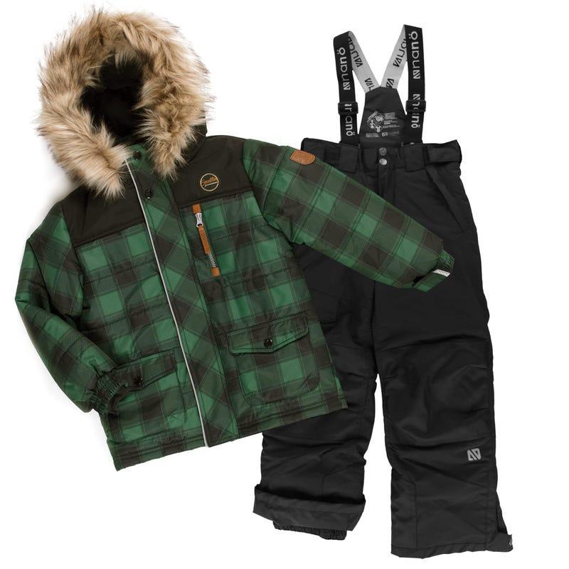 Polar Snowsuit 7-12