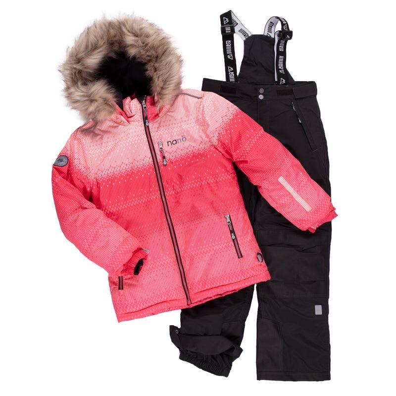 Norway Snowsuit 7-14
