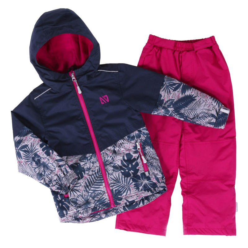 Hibiscus 2 Pieces Outerwear 2-6y