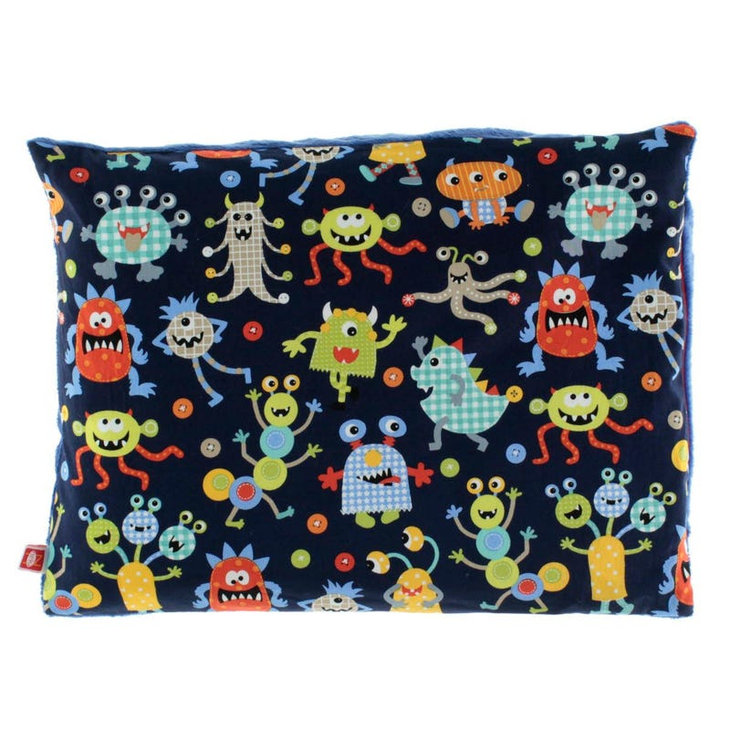 Child Pillow - Monsters