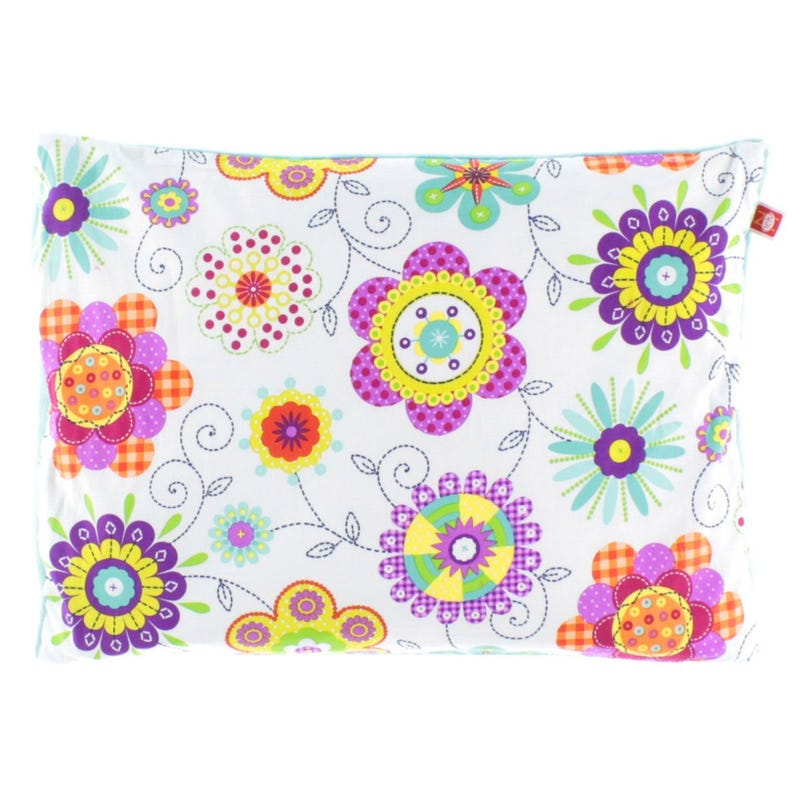 Child Pillow - Flowers