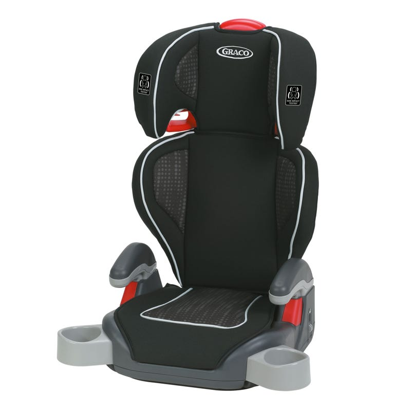 TurboBooster Highback Booster Car Seat 40-100lb - Lennon