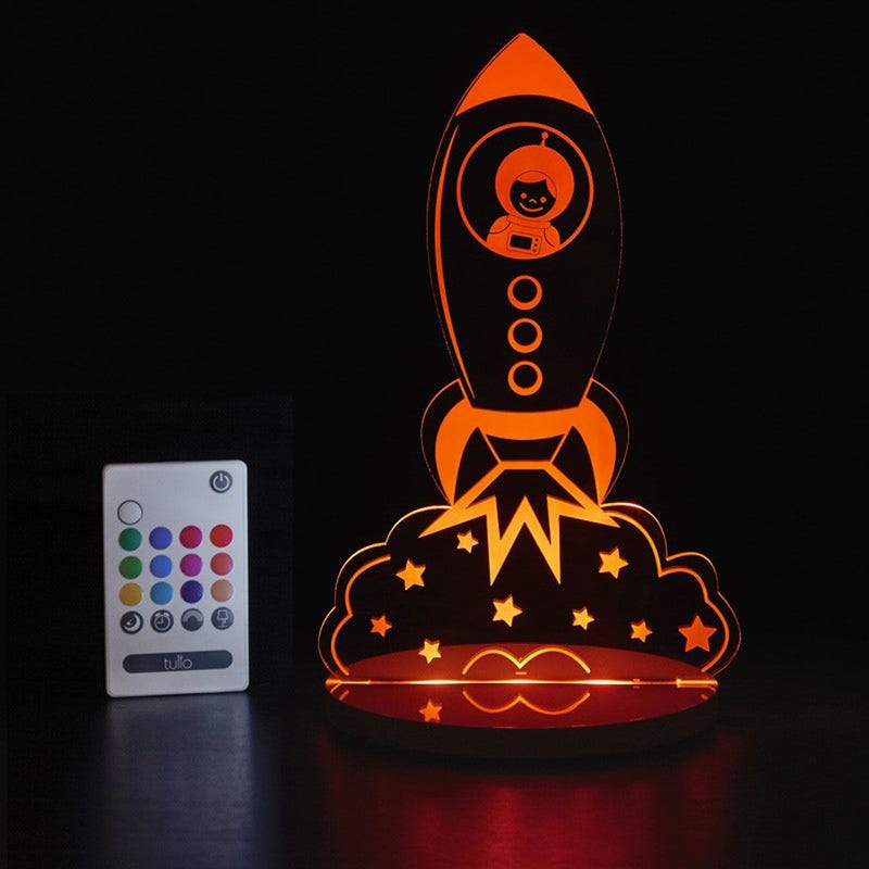 Tulio Dream Lights - Rocket