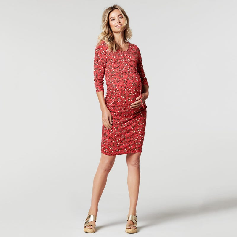 Donna Print Dress