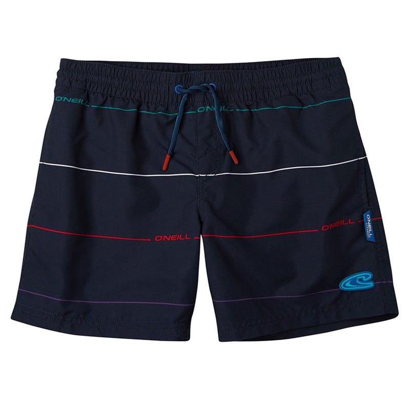 Maillot Short Stripe 8-16ans
