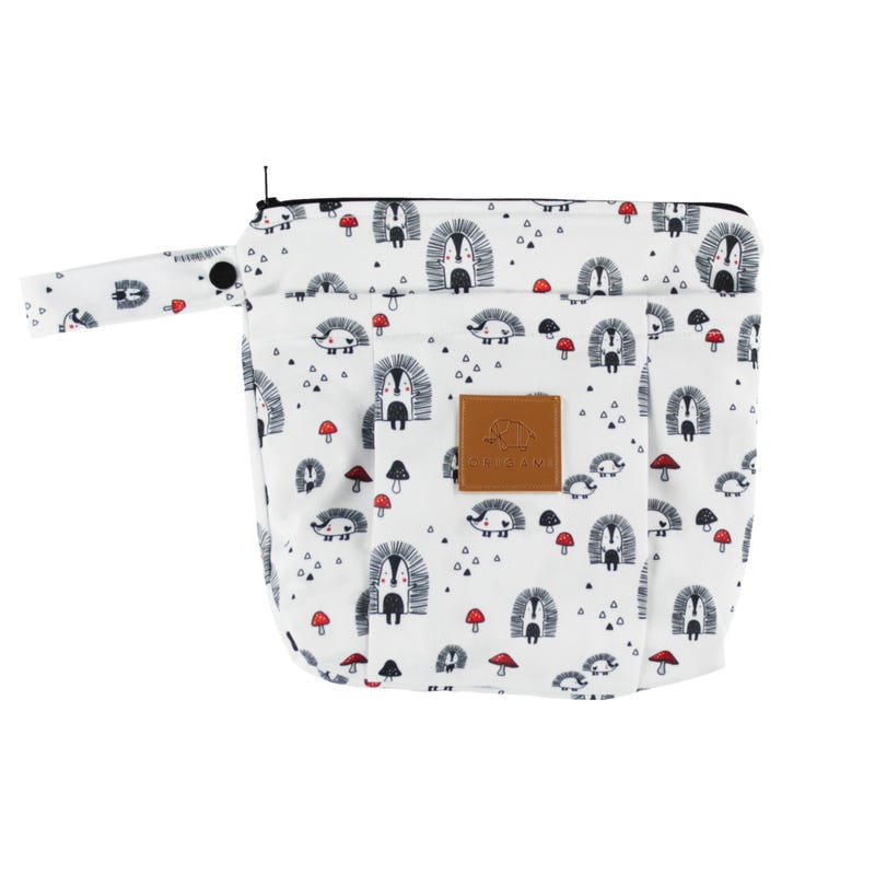 Small Clutch Bag - Hedgehog