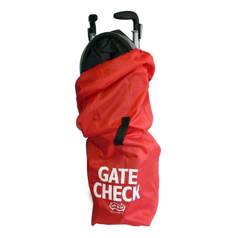 Compact Stroller Gate Transport Bag