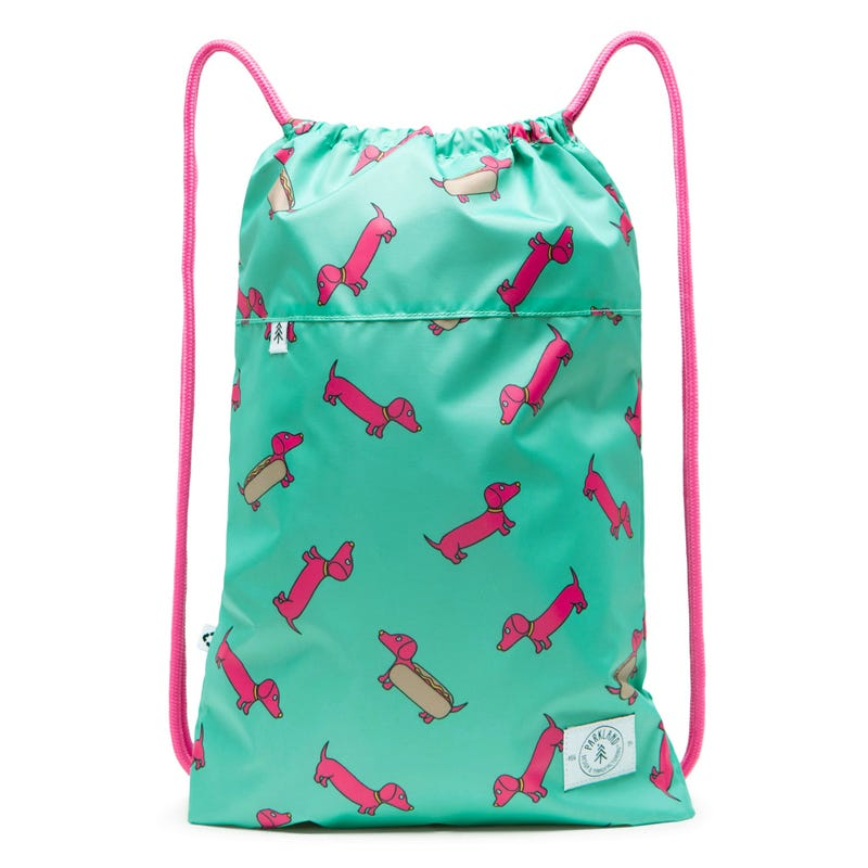Rider Kids Shoes Bag - Pink Hot Dog