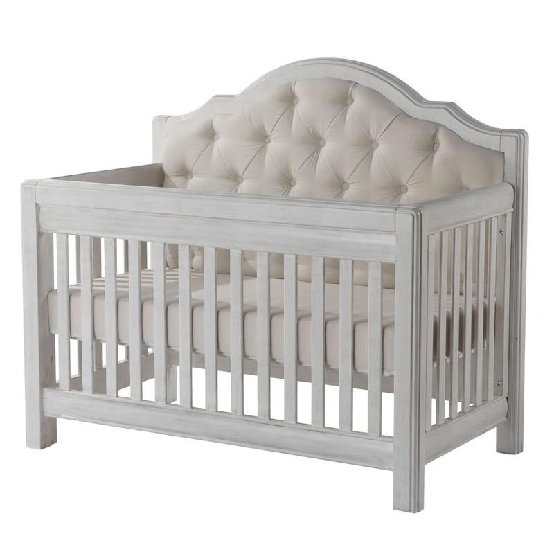 Convertible Crib Cristallo White Vintage