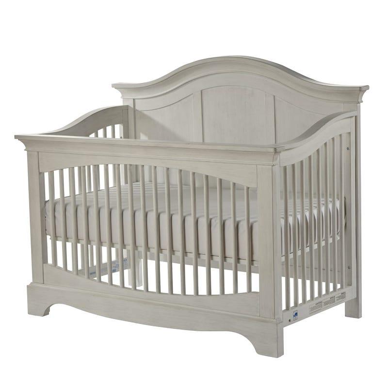 Convertible Crib Enna Vintage White