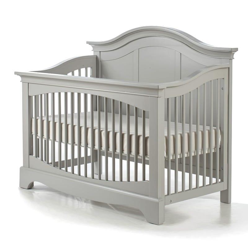 Convertible Crib Enna Stone