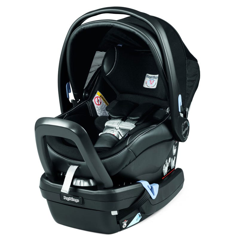 Primo Viaggio 4-35lbs Nido Car Seat - Licorice