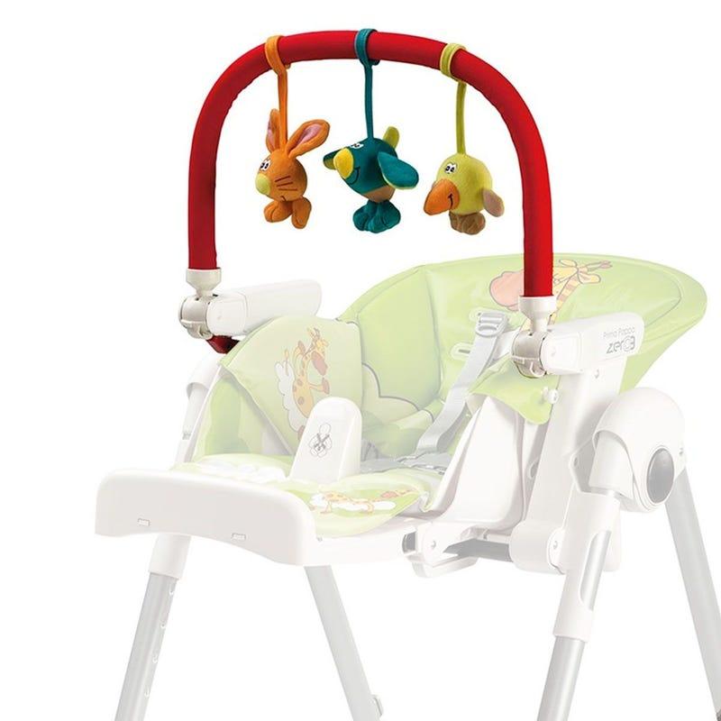 High Chair Play Bar - Animals