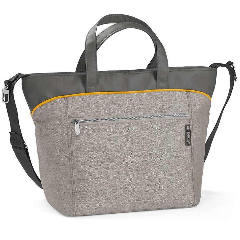 f80ef87b3312 Peg Perego Borsa Diaper Bag - Gray - Clement