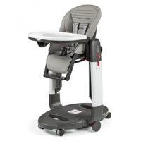 Tatamia High Chair - Stripes Gray