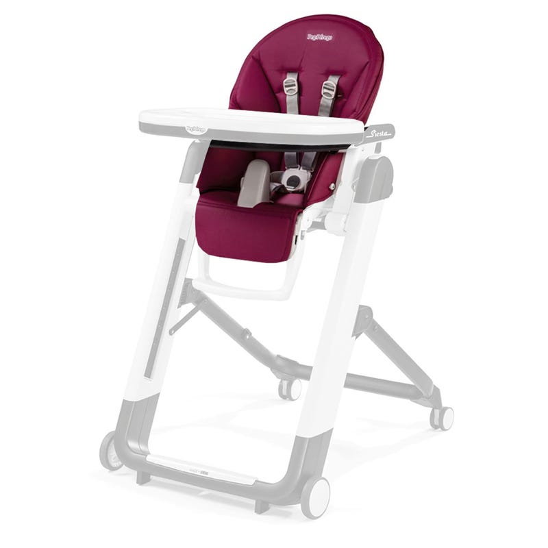 Prima Pappa High Chair Upholstery -  Berry