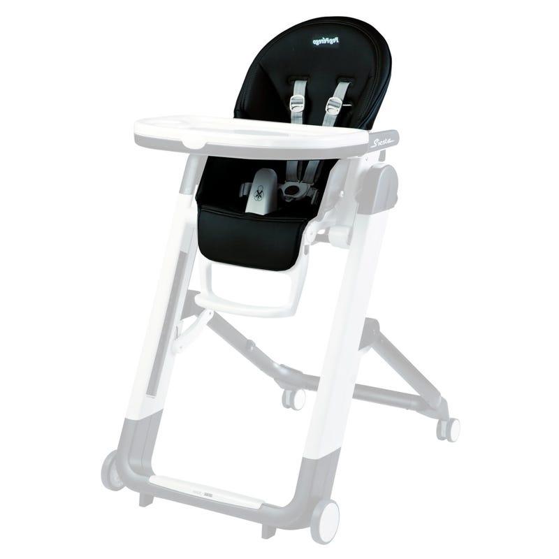 Siesta High Chair Upholstery - Licorice