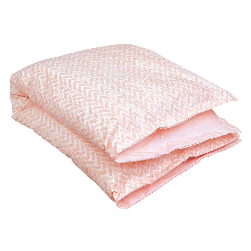 Duver Cover Chevron - Pink