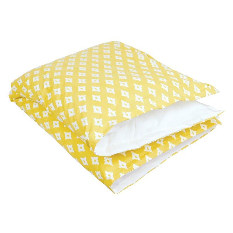 Duver cover Diamond - Yellow
