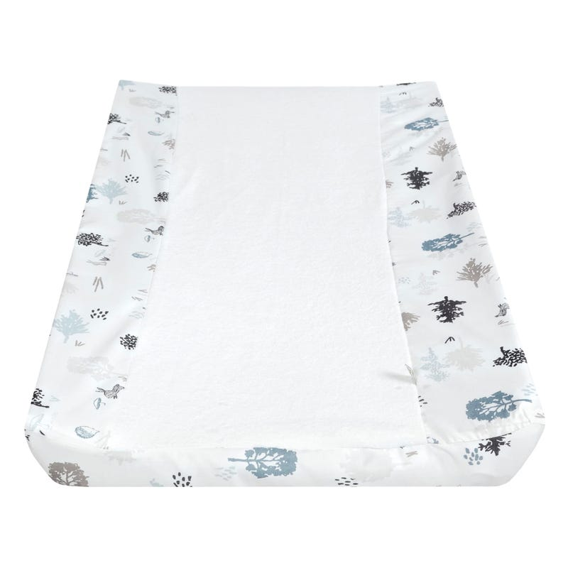 Changing Pad Cover - Forest