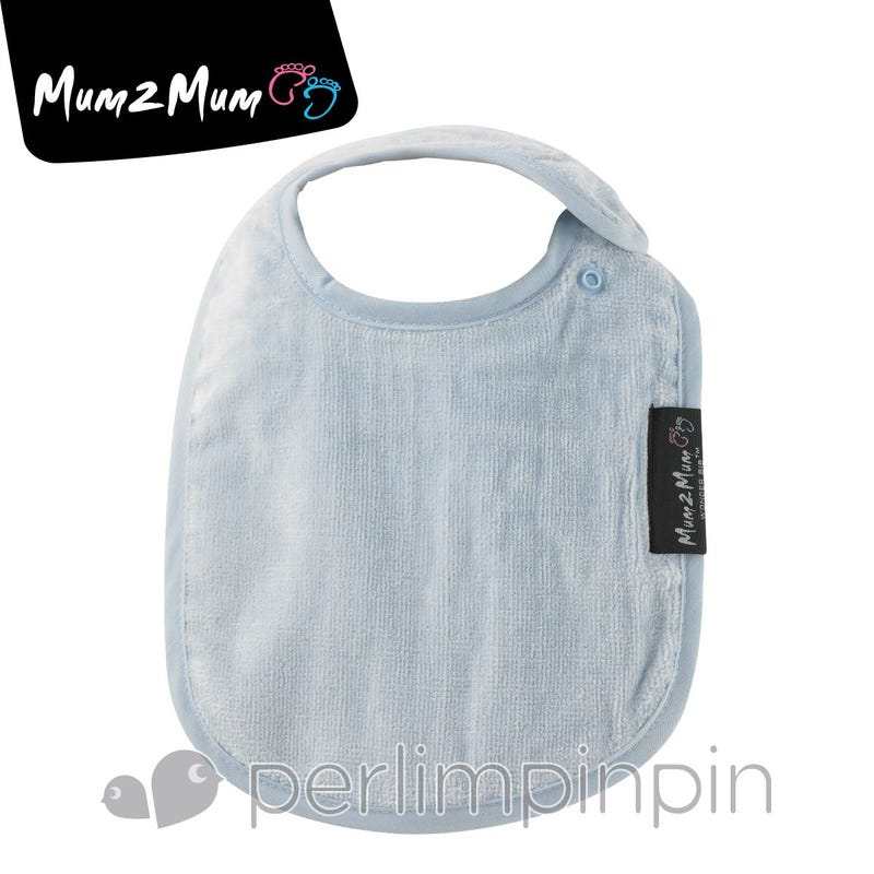 Wonder Bib Baby - Blue