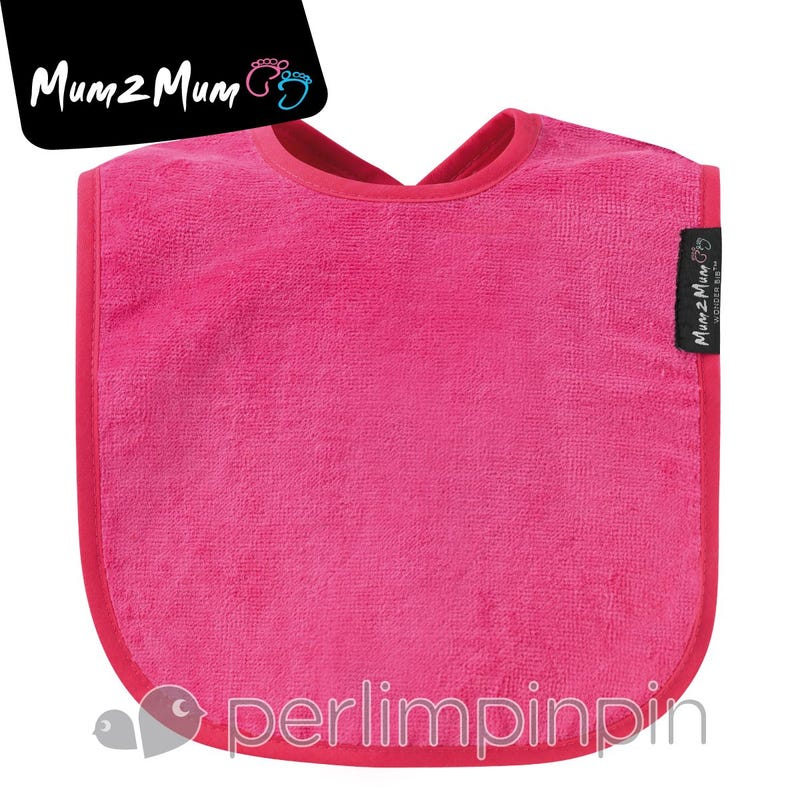 Wonder  Bib Standard - Pink