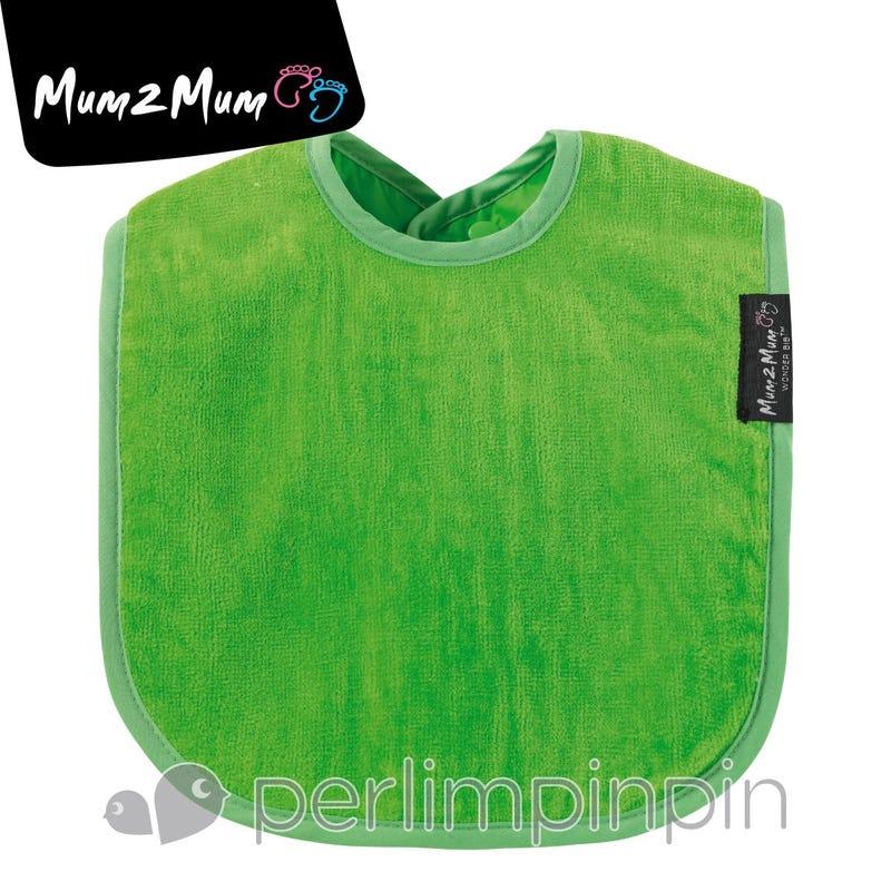 Wonder  Bib Standard - Green