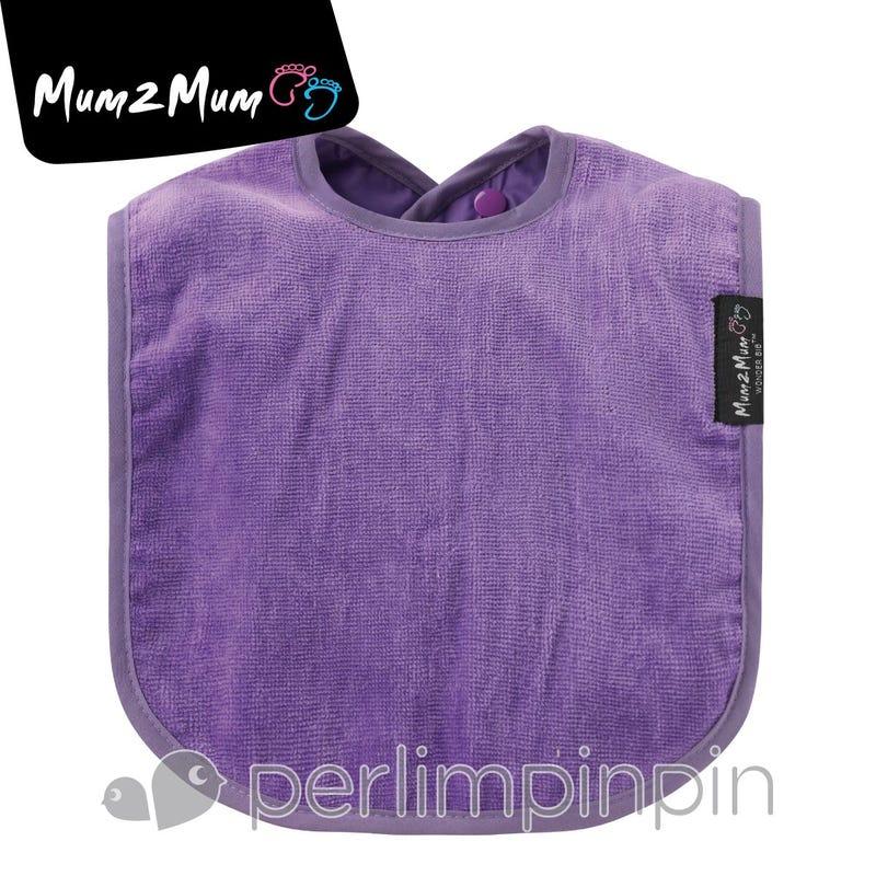 Wonder  Bib Standard - Purple