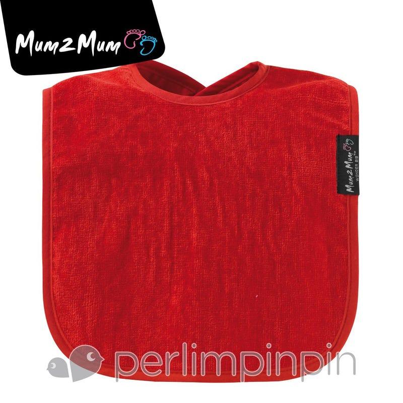 Wonder  Bib Standard-  Red