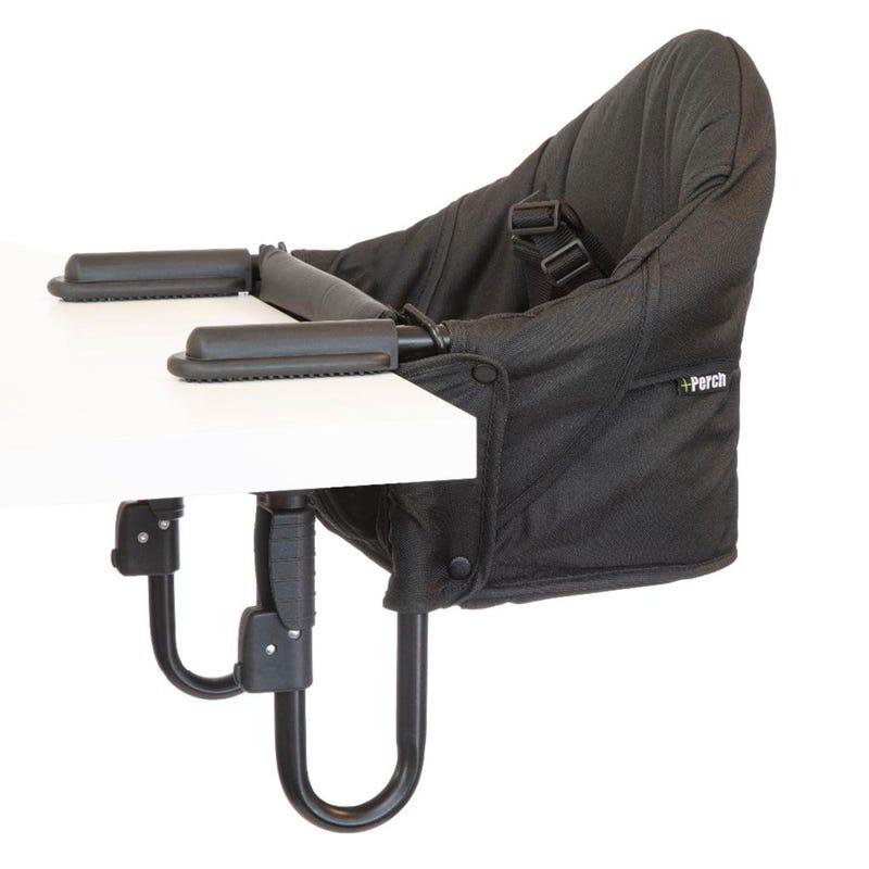 Perch High Chair - Black
