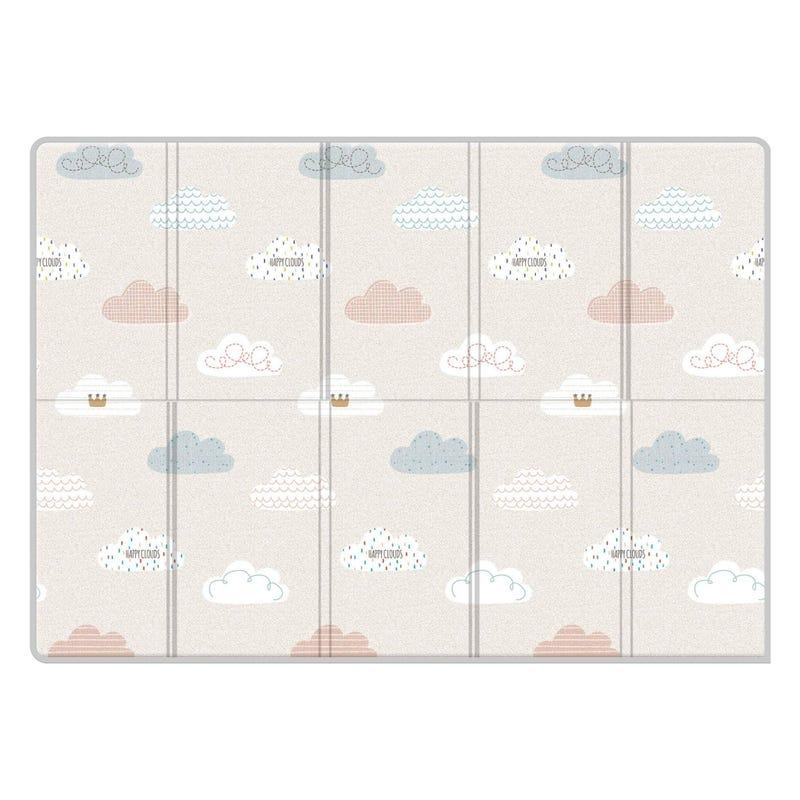 Silky Portable Play Mat - Cloud