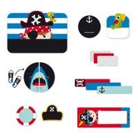 Essential labels - Pirates