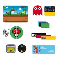 Essential Labels - Video Games