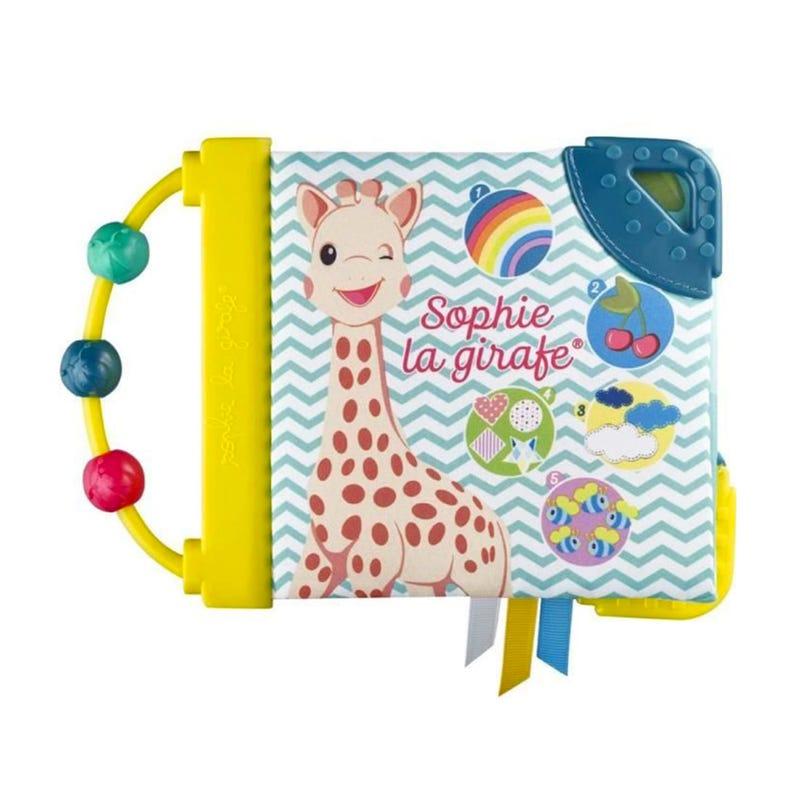 Soft Book - Sophie La Girafe