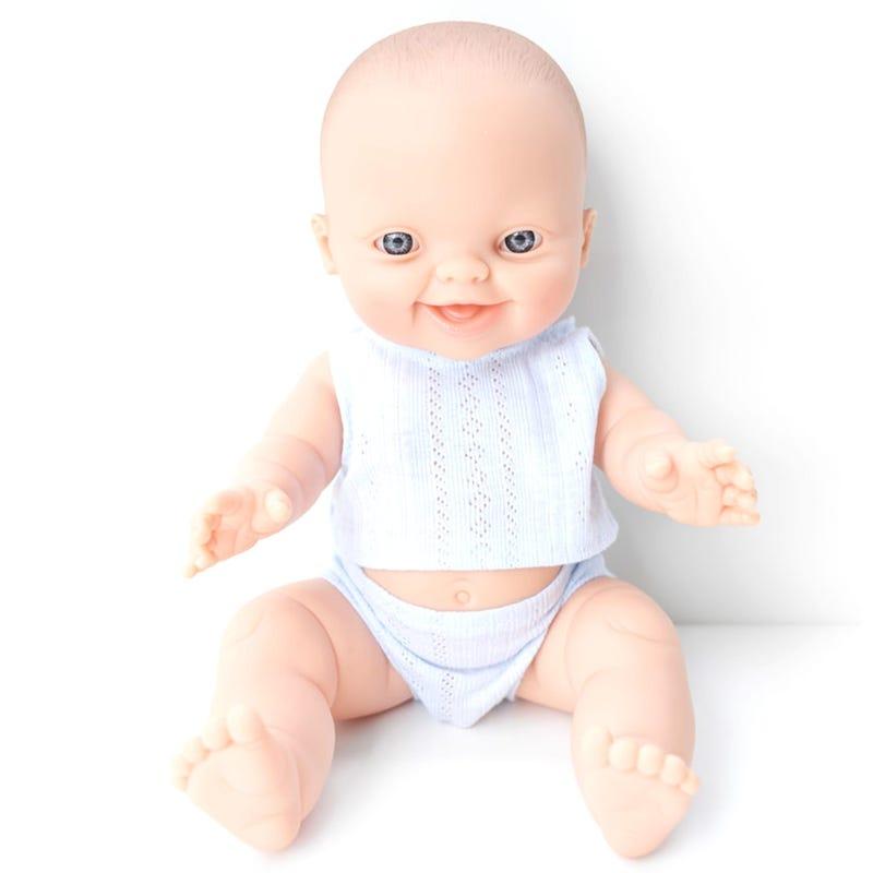 Paola Reina Doll Baby Carl