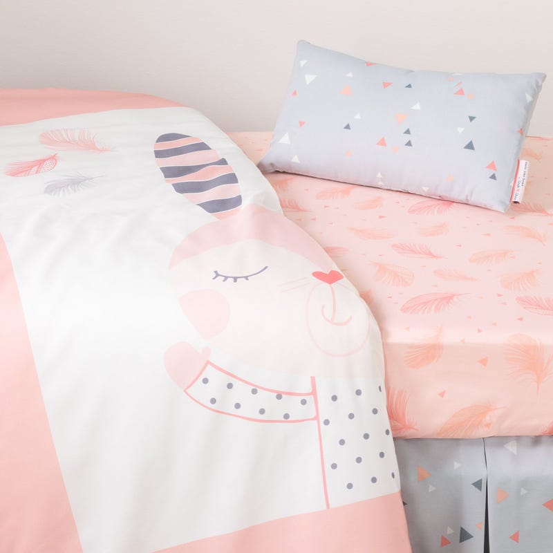 3 Pcs - Pink Bunny