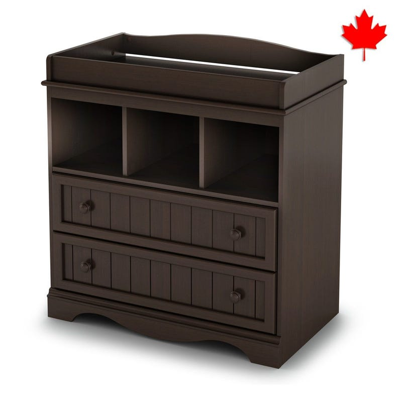 Savannah Changing Table - Espresso