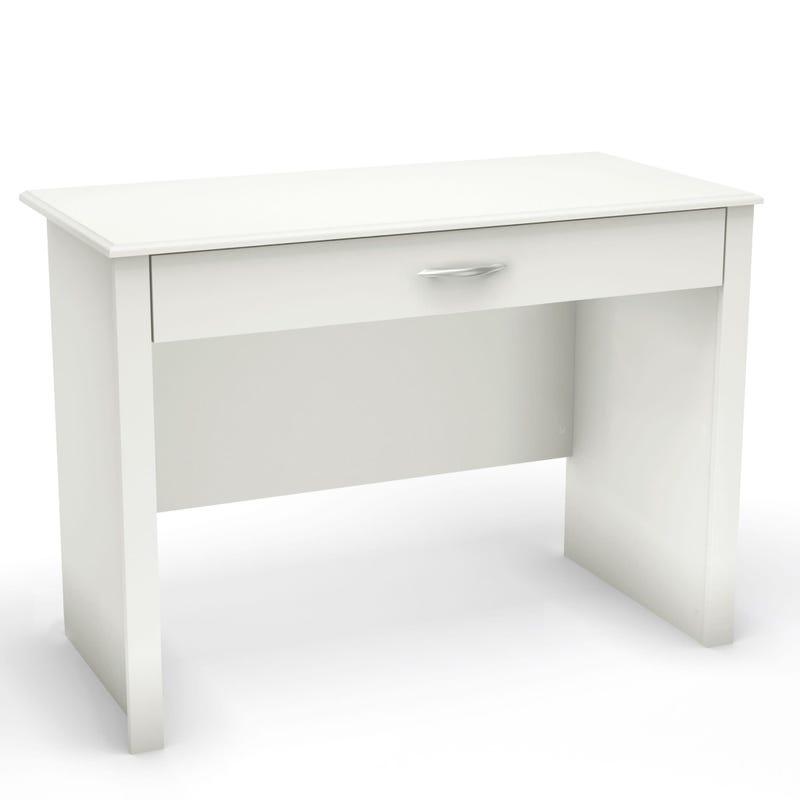 Work ID Desk - Pure White