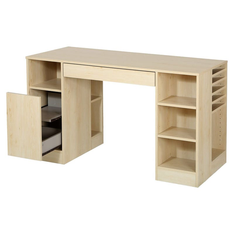Crea Craft Table - Natural Maple