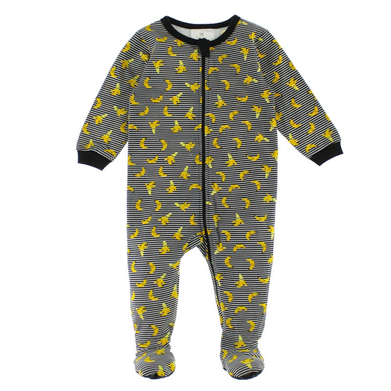 Banana Pajamas 0-24m