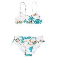 Love Waimea Bralette Set 8-14y