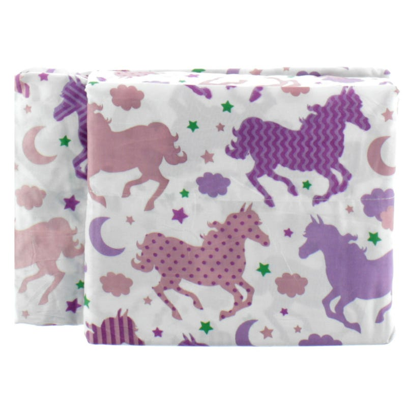 Twin Sheet Set - Purple