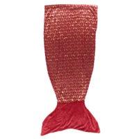 Blanker Mermaid - Red