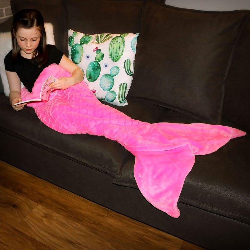 Blanker Mini Mermaid - Pink