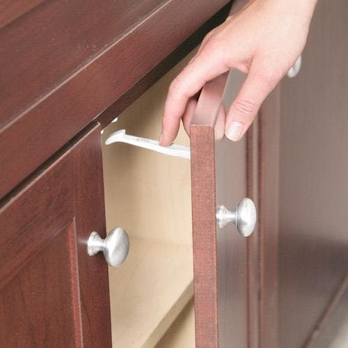 Cabinet and Drawer Latch Set of 7