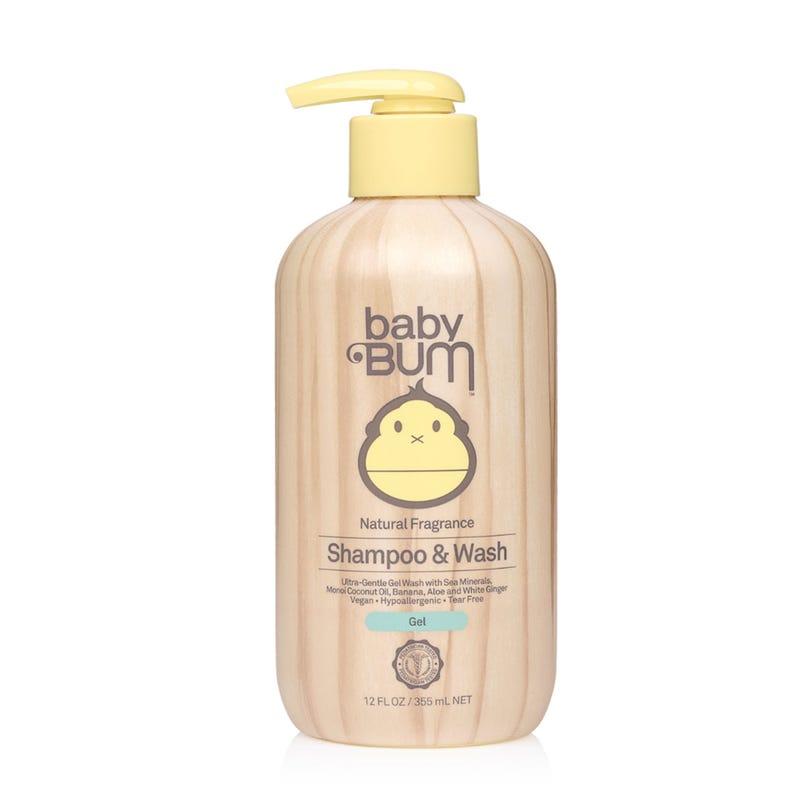 Baby Bum Gel 2-in-1 Shampoo/Wash 355ml
