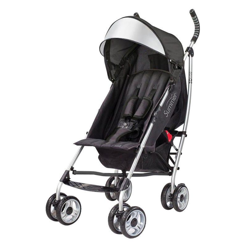 3Dlite Convenience Stroller - Black