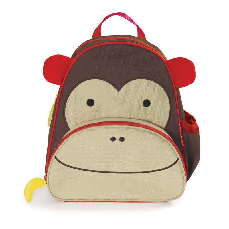Zoo Little Kid Backpack - Monkey